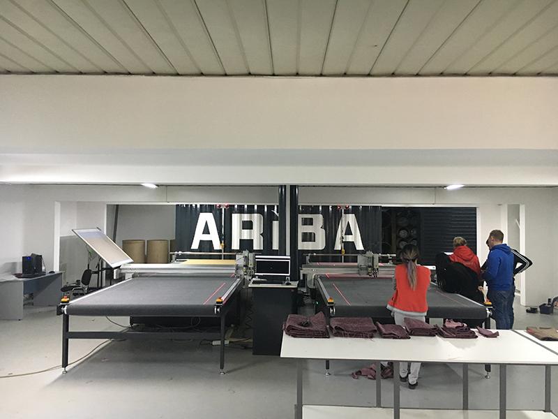 【천장 가구 공업 협력 사례】 Ariba.Kazakhstan