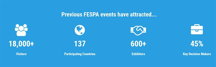 IECHO, FESPA 참가 확인