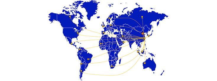 IECHO는 세계 최대의 온라인 슈퍼 네 스팅 시스템 공급 업체가되었습니다.