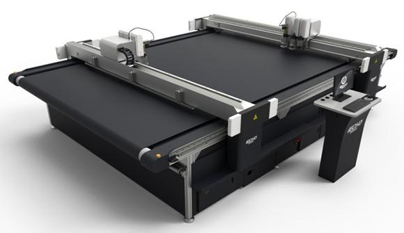 TK4S 대형 커팅 시스템